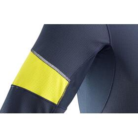 Salomon Agile Running Shirt longsleeve Men blue